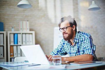 חמשת כללי הזהב לכתיבת פרופיל חברה